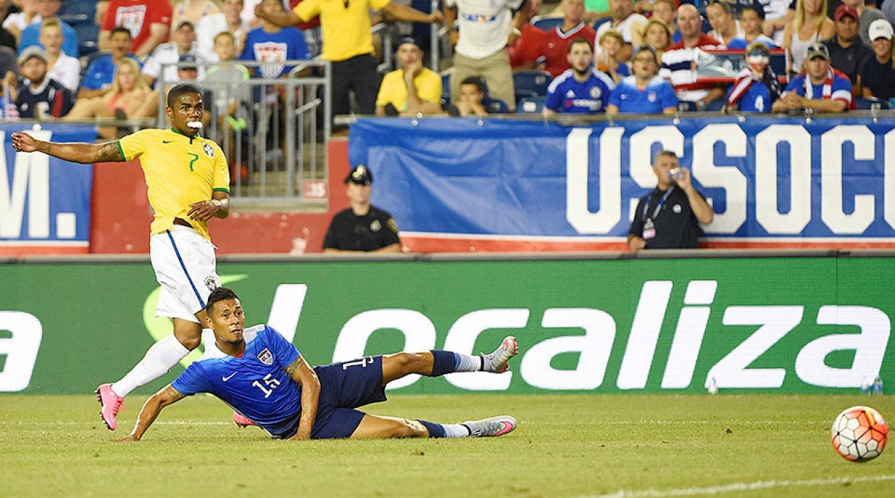 usmnt brazil friendly september