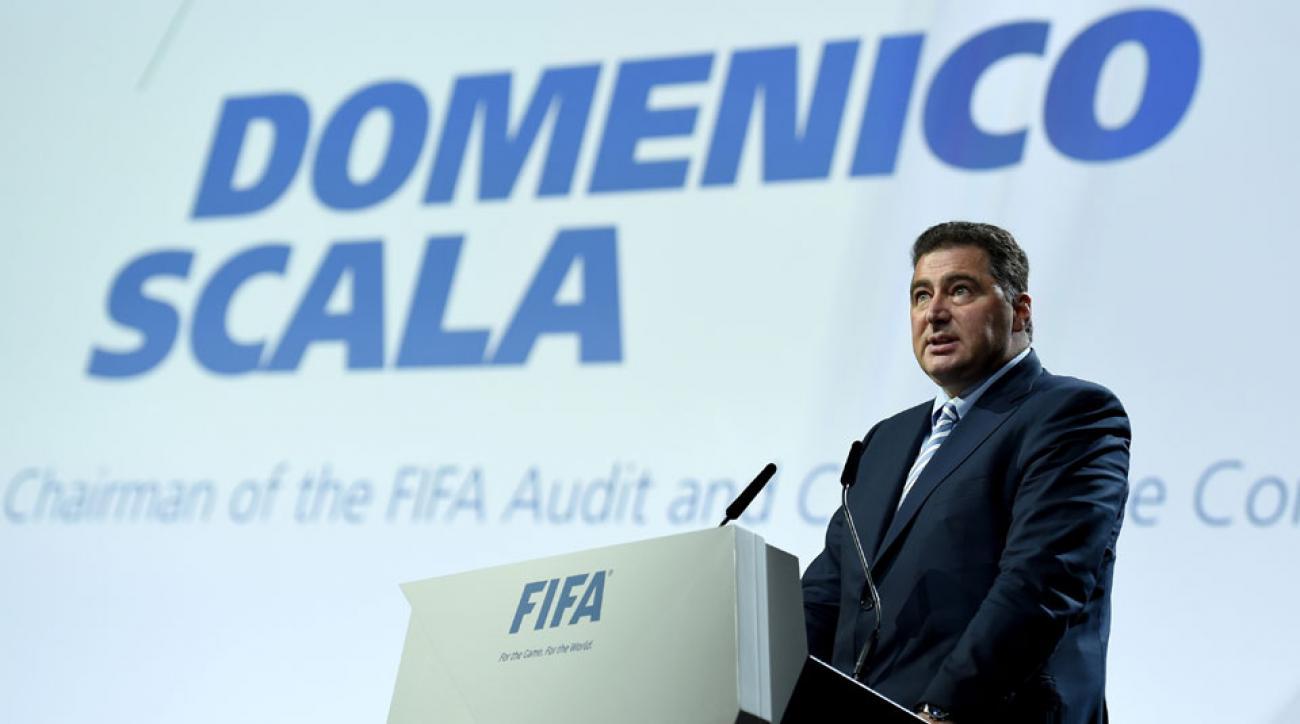 FIFA reform advisor Domenico Scala