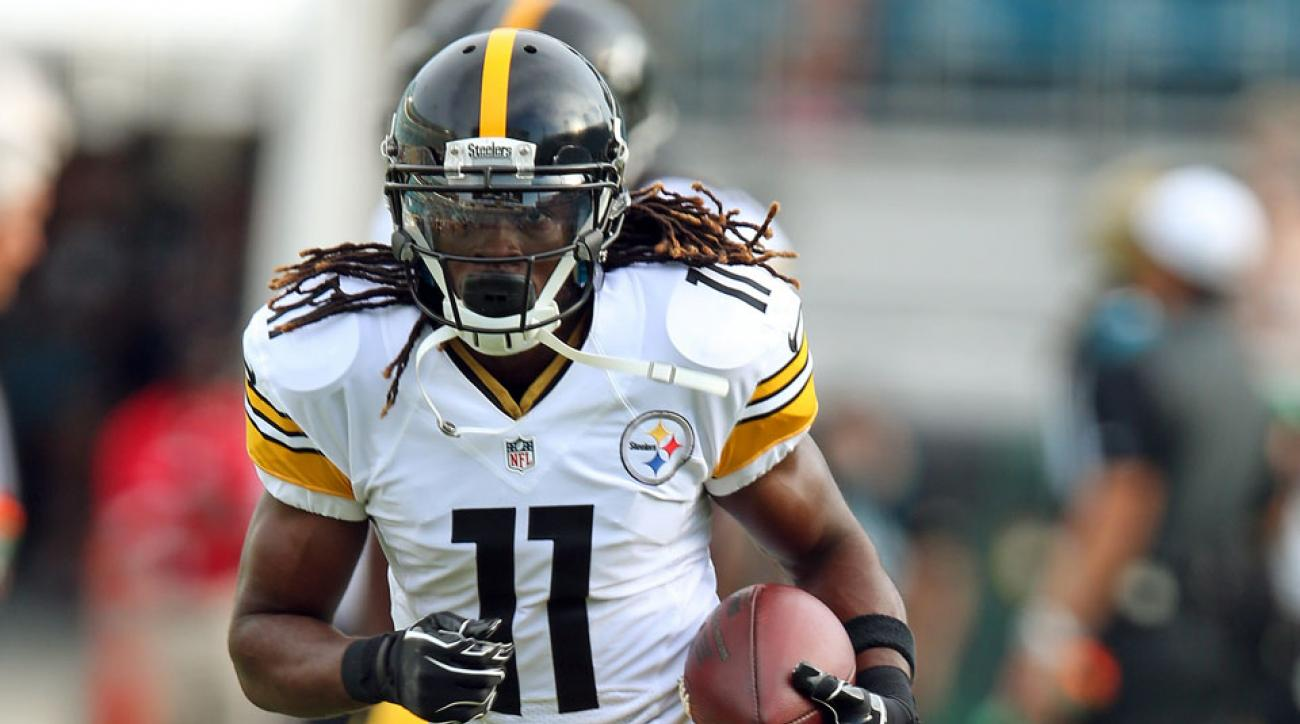 pittsburgh steelers markus wheaton catch new england patriots