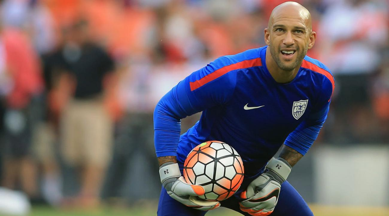 U.S. goalkeeper Tim Howard joins the Planet Futbol Podcast
