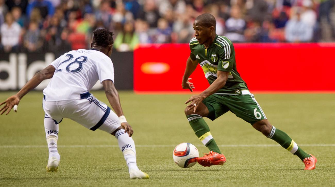 Portland Timbers star Darlington Nagbe is a U.S. citizen