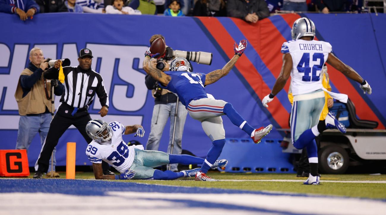 Giants vs. Cowboys | NFL Week 1 Game Highlights - YouTube