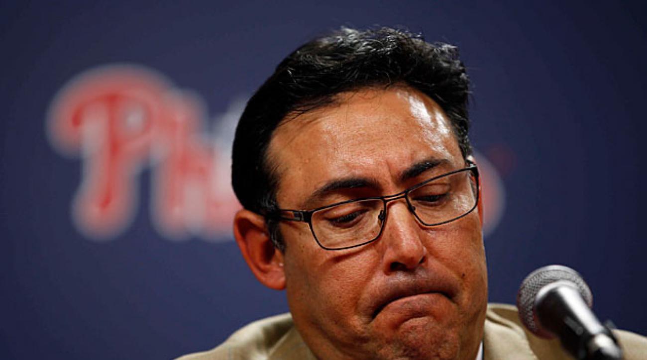 Ruben Amaro, Philadelphia Phillies GM