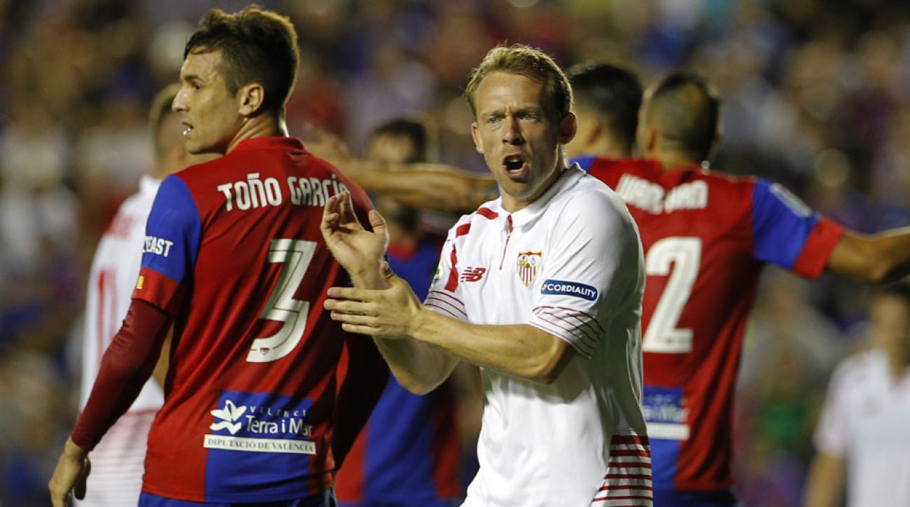 Sevilla, Levante played to a draw in La Liga