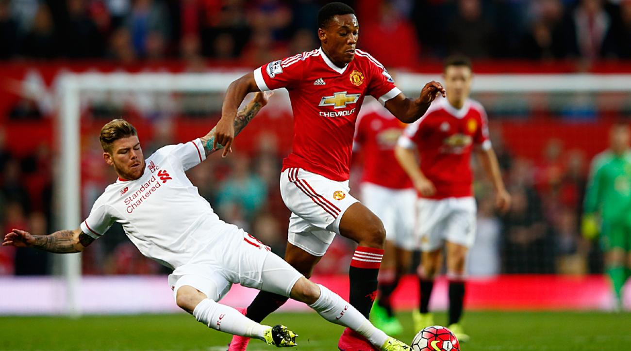 EPL: Anthony Martial Scores Two Goals As Manchester United