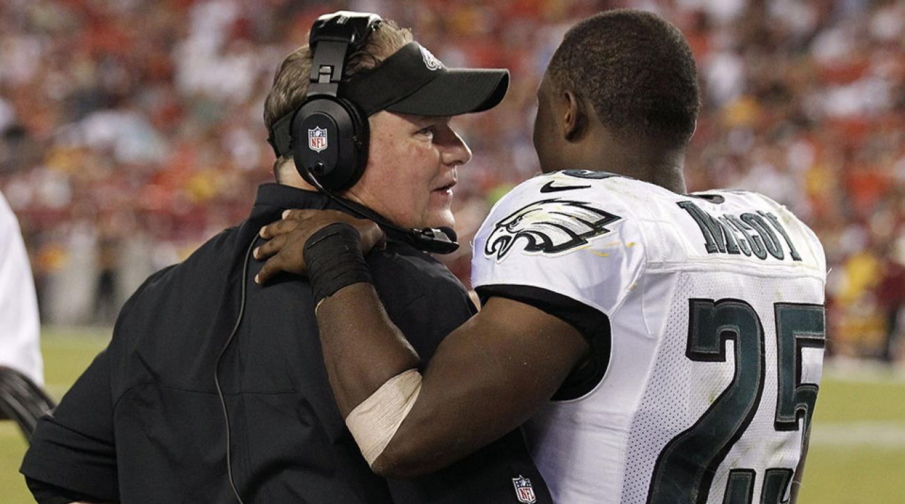 buffalo bills lesean mccoy chip kelly rejects photo
