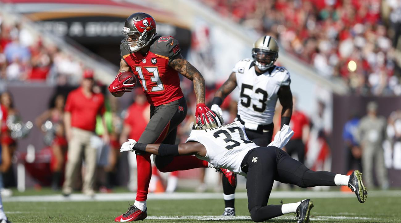 tampa bay buccaneers mike evans inactive week 1