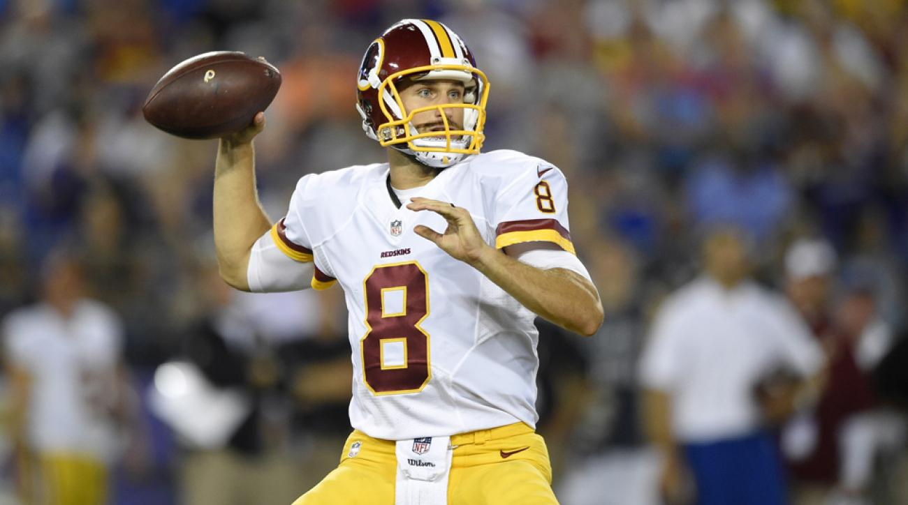 washington redskins kirk cousins new york jets