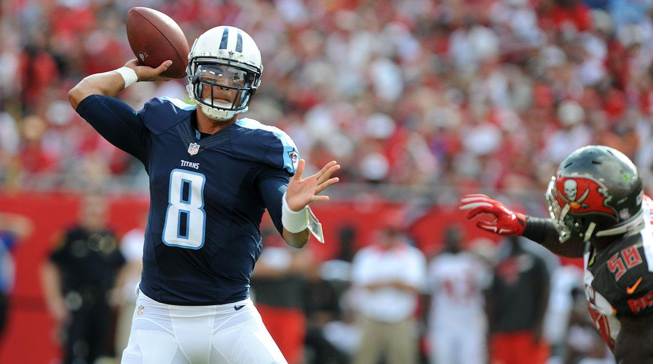 Marcus Mariota (Cliff McBride/Getty Images)