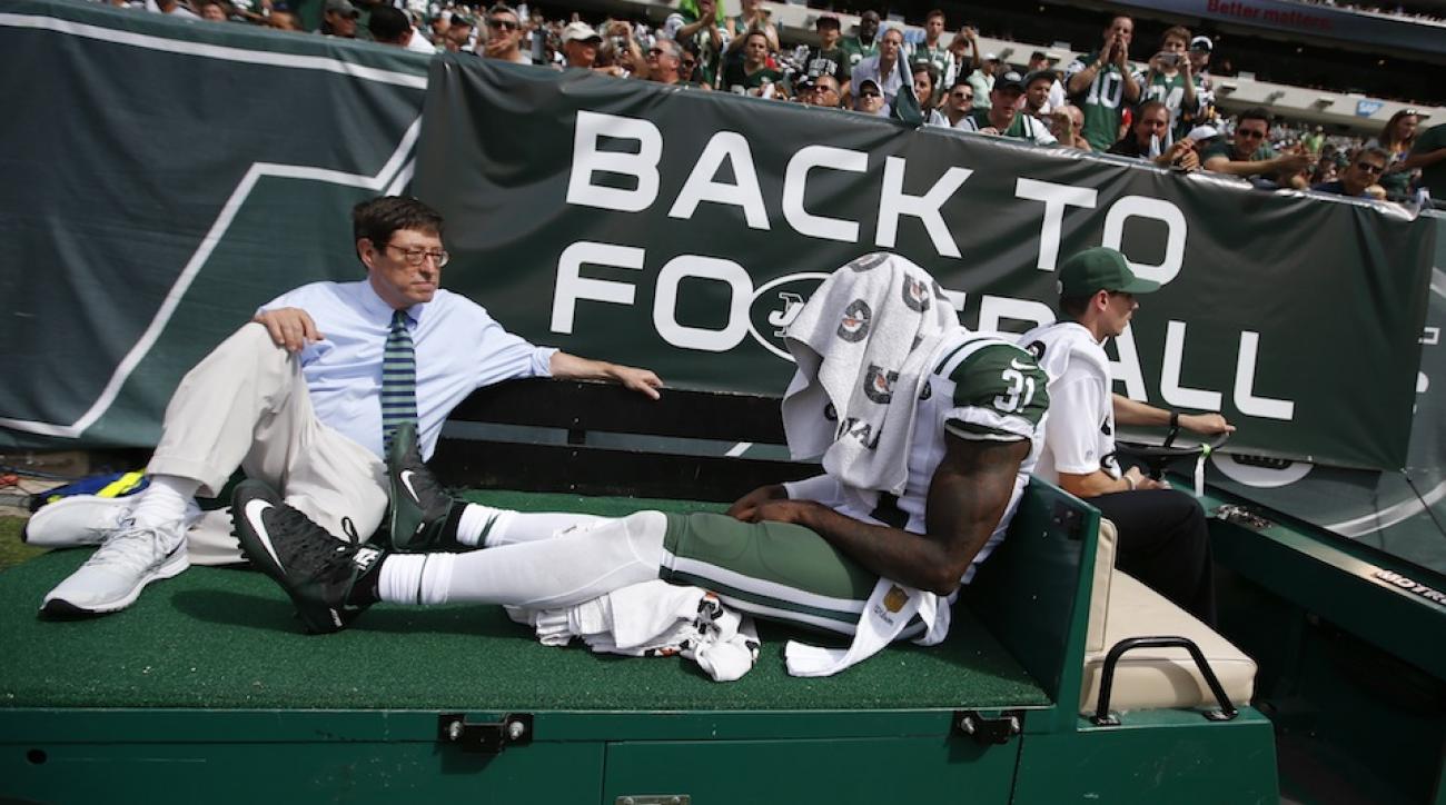 new york jets antonio cromartie knee injury