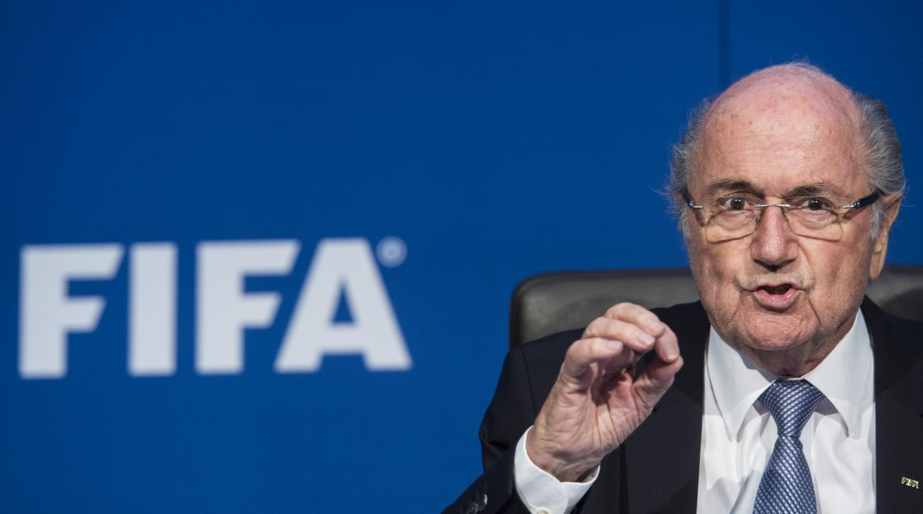 Sepp Blatter could face criminal investigation