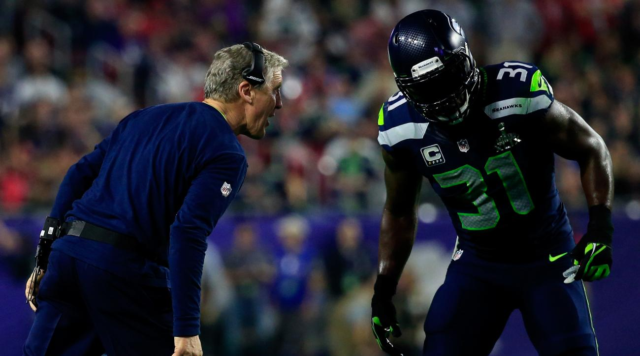 Cost of Kam Chancellor's holdout could surpass $2 million Week 2