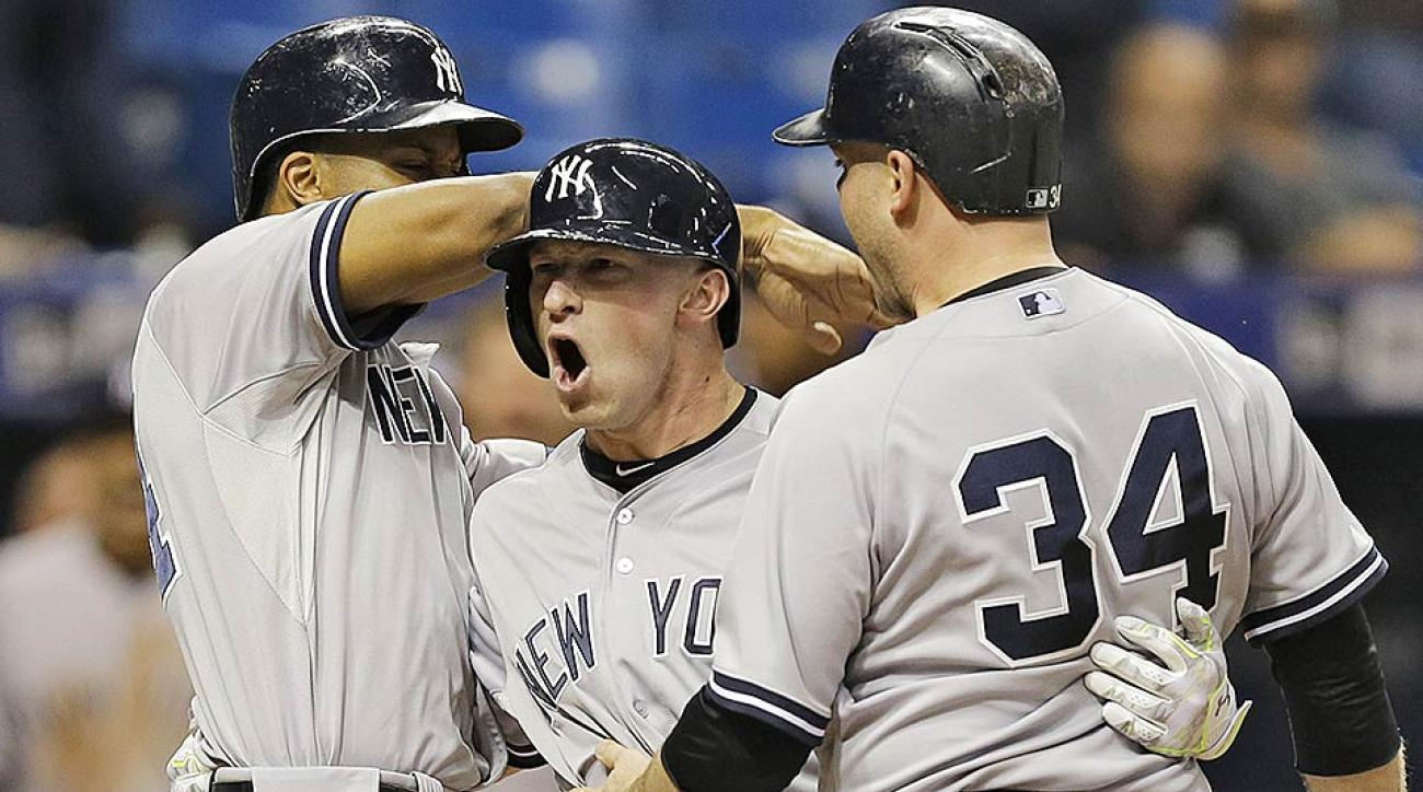 Slade Heathcott Yankees