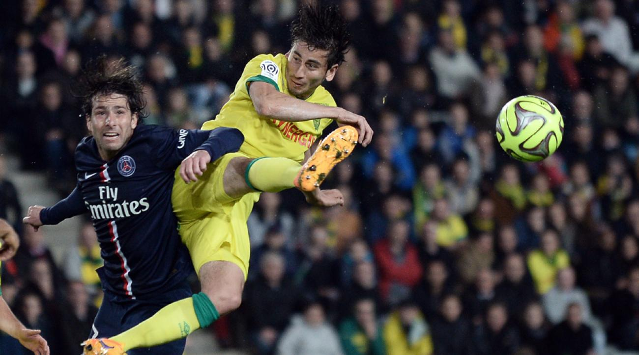 Alejandro Bedoya could be on the way out of FC Nantes