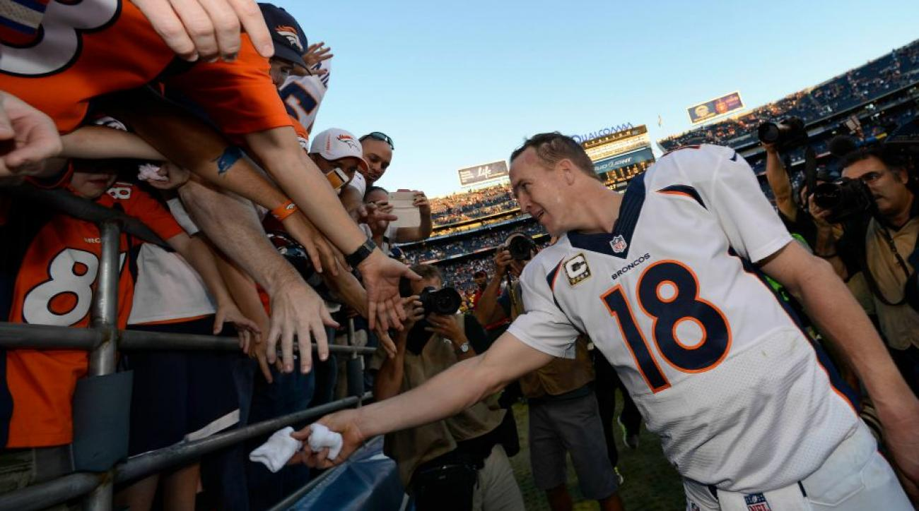 Peyton Manning invtes stage 4 cancer patient to Broncos game