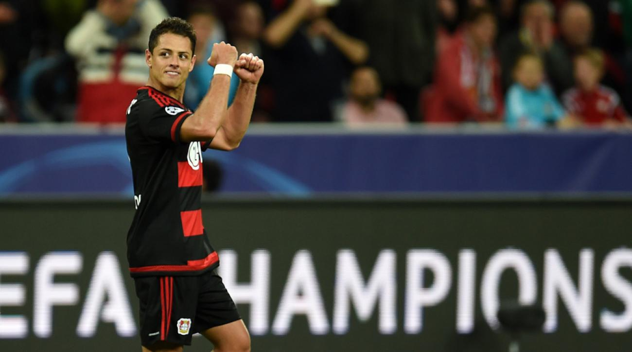 Bayer Leverkusen beats BATE Borisov in Champions League 4-1