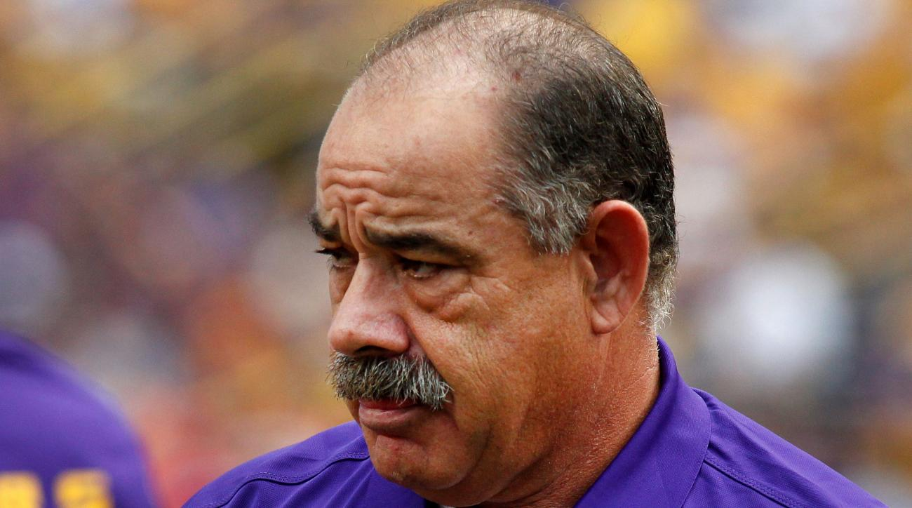 john chavis lsu texas a&m lawsuit contract