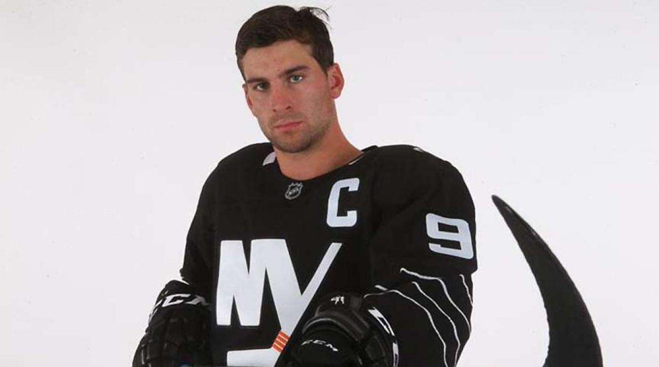 New York Islanders new jerseys