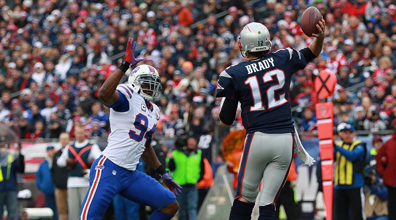 NFL Week 2 betting odds Patriots Bills