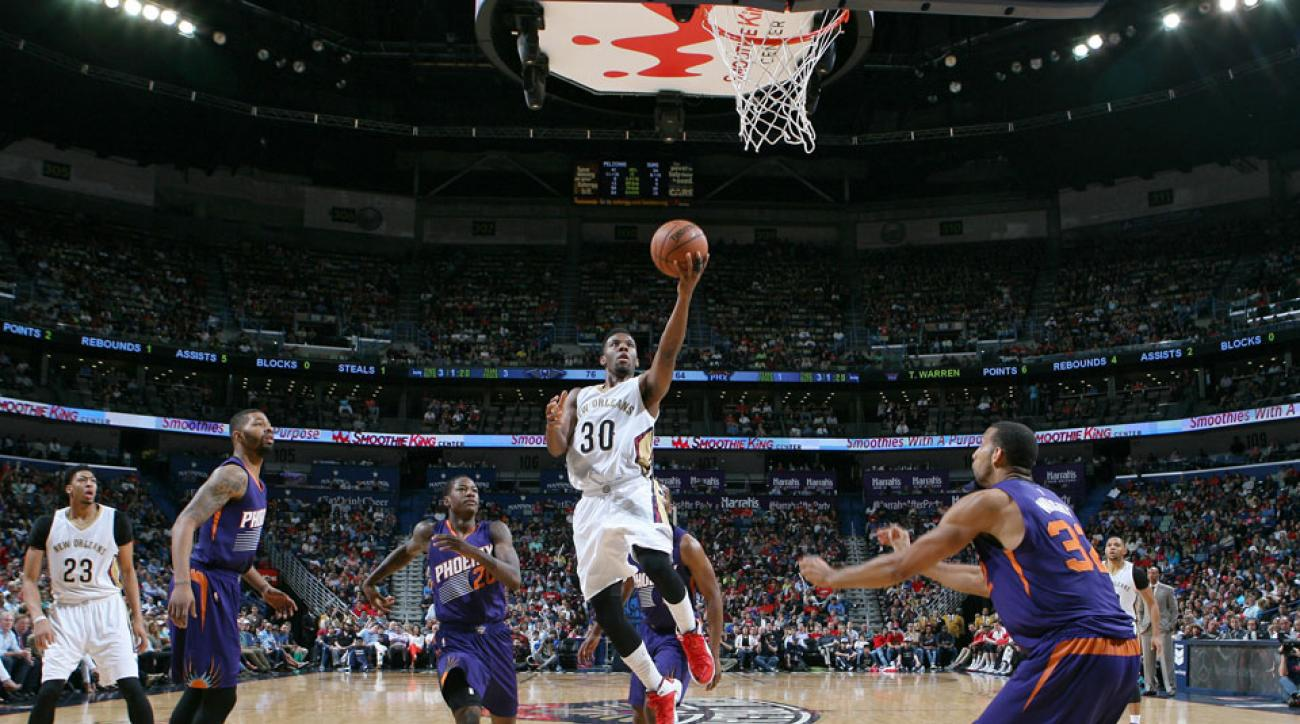new orleans pelicans norris cole contract qualifying offer