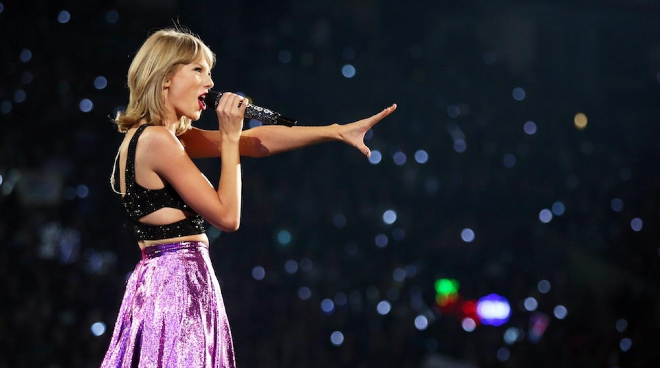 taylor swift concert bigger draw than nfl