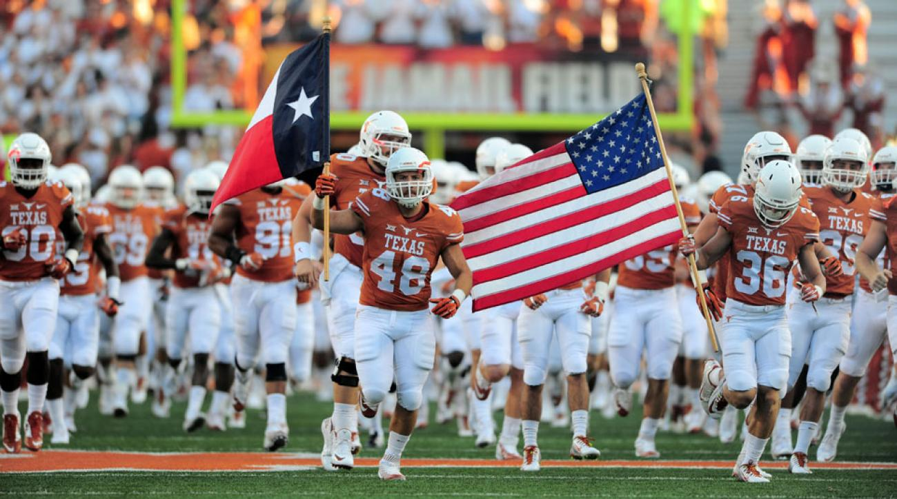 texas football mike perrin athletic director search
