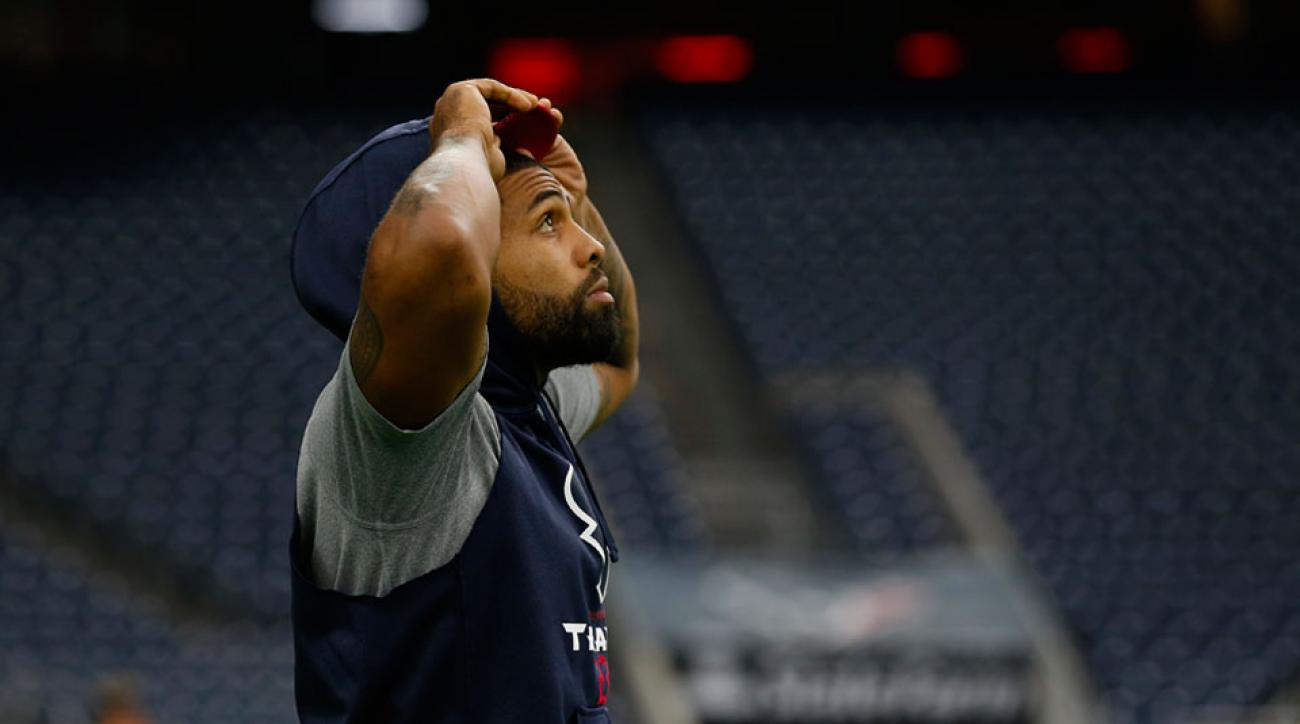 arian foster groin injury houston texans