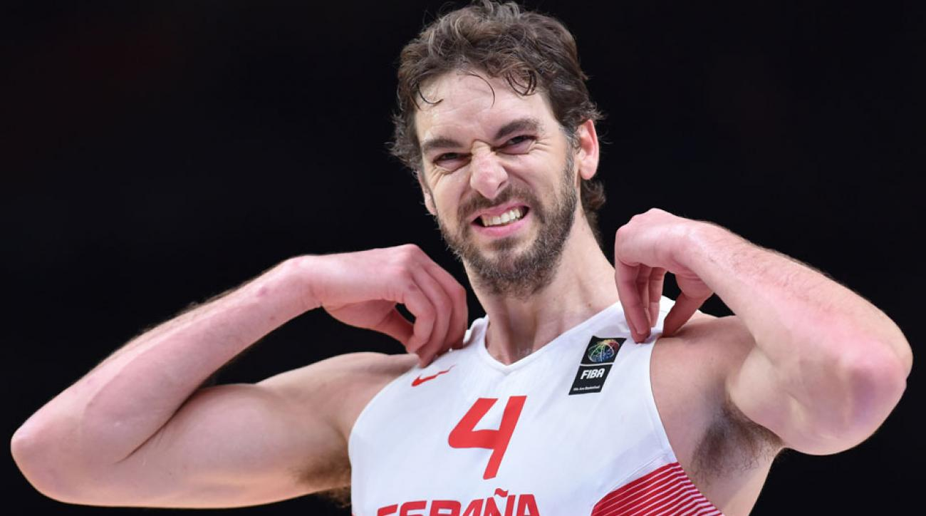 pau gasol dunk vs france eurobasket