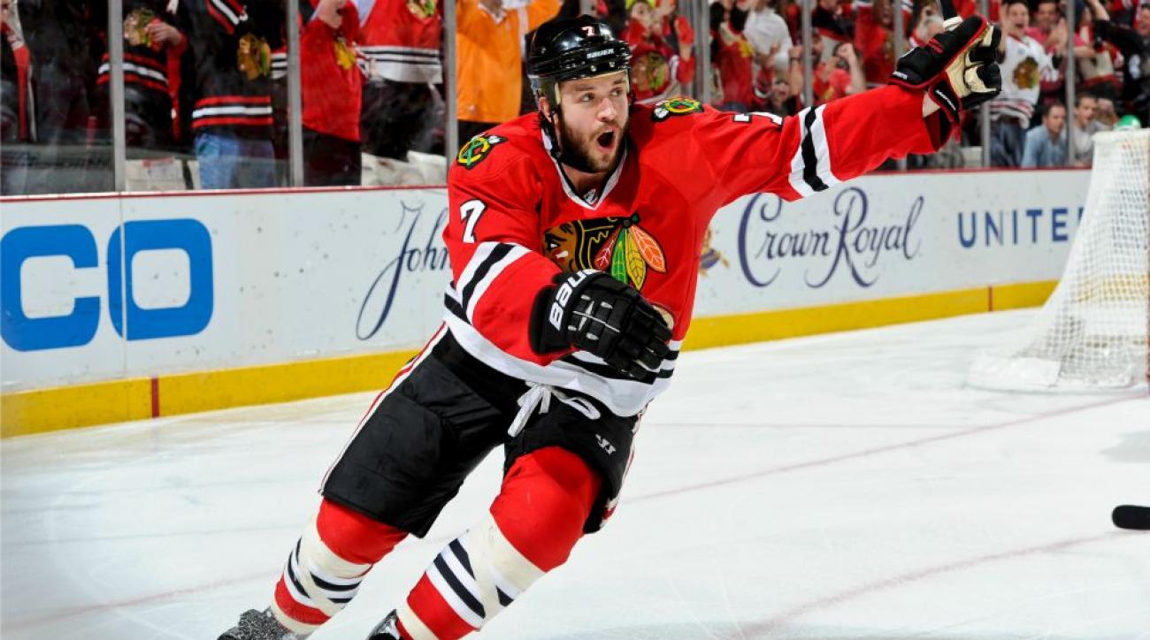 Blackhawks, Brent Seabrook near contract extension