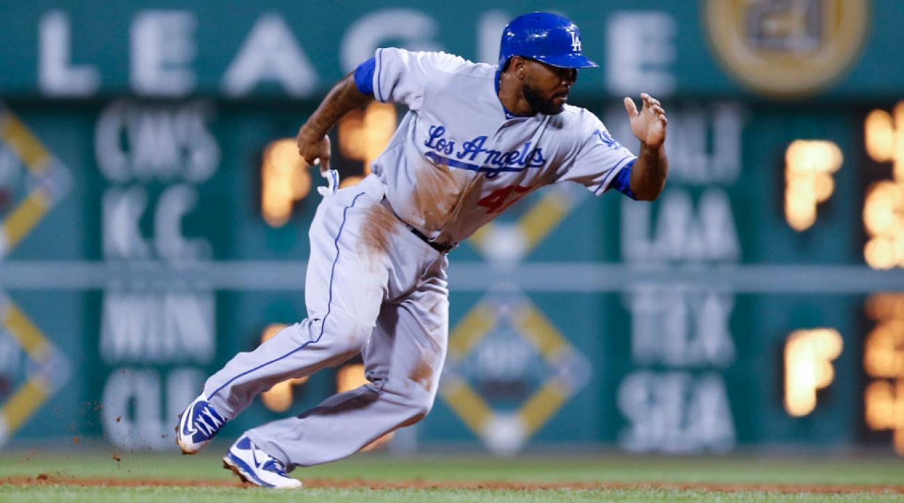 howie kendrick los angeles dodgers activated