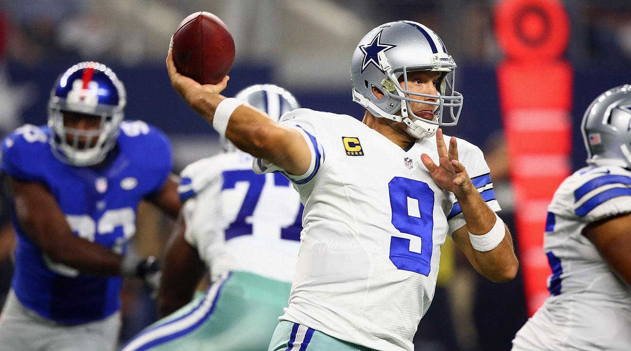 Tony Romo (Ronald Martinez/Getty Images)