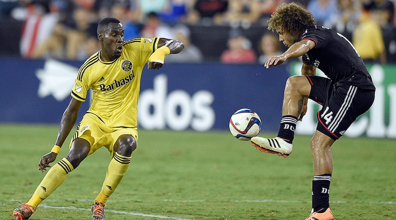 DC United Columbus Crew MLS