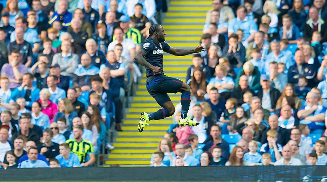 Victor Moses West Ham