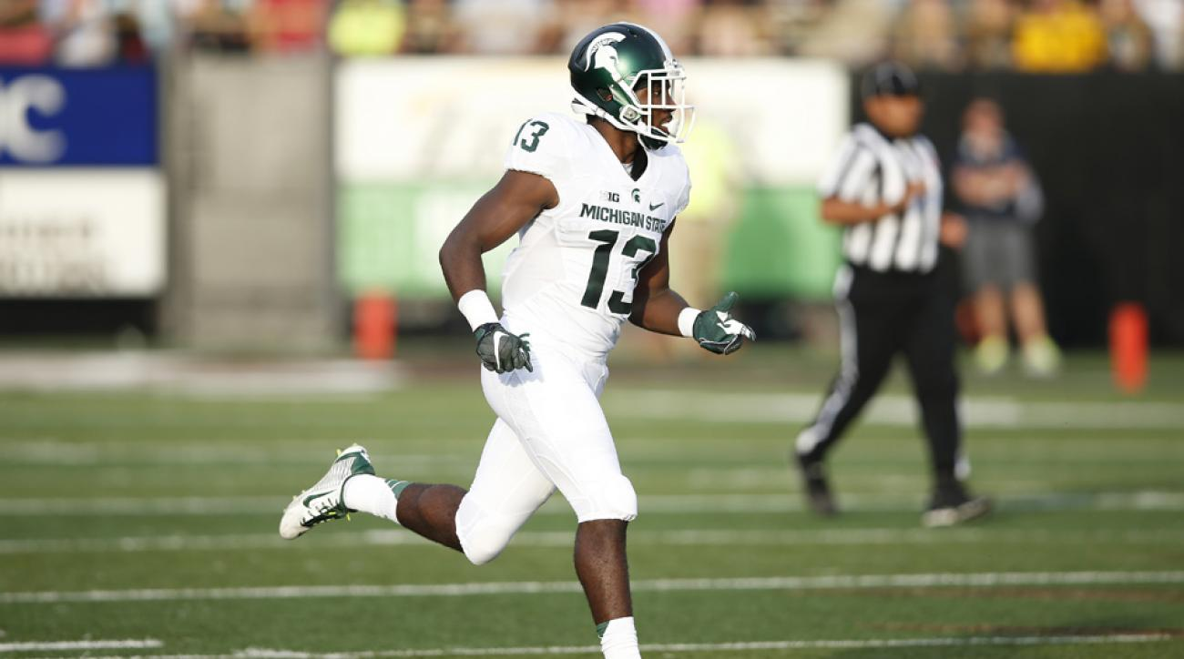 Vayante Copeland michigan state out for season