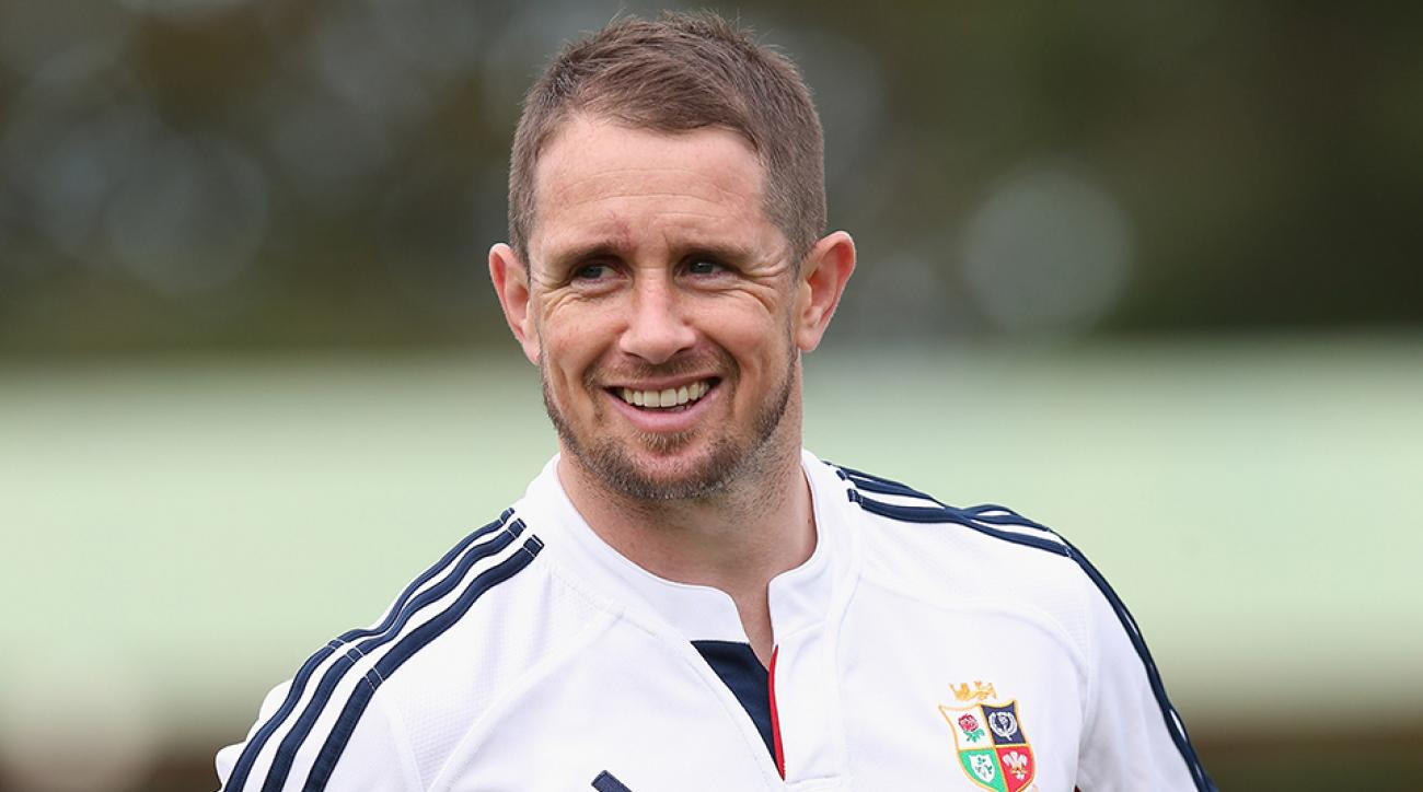 rugby japanese fan shane williams meet video