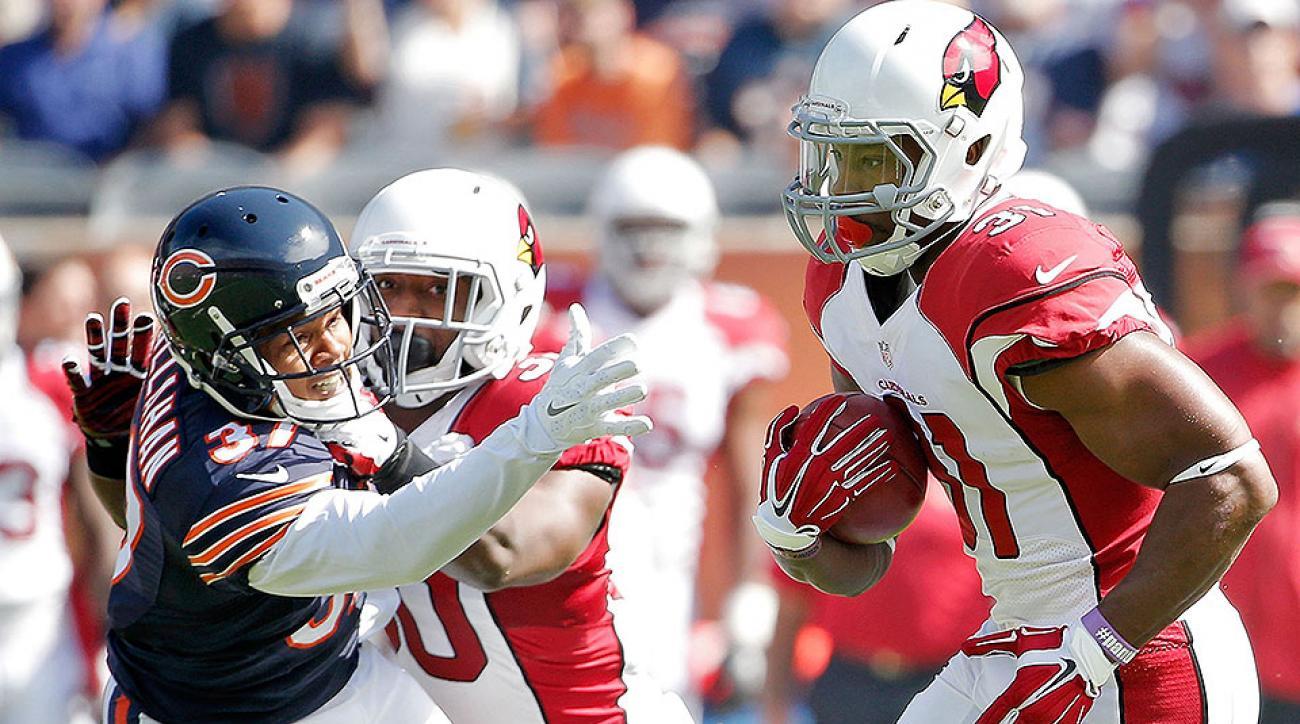 David Johnson, Arizona Cardinals off to fast start through two weeks