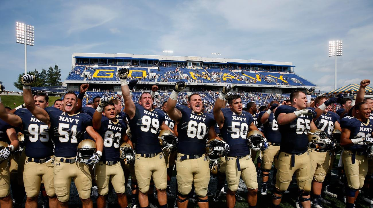 How to watch Navy vs. Connecticut