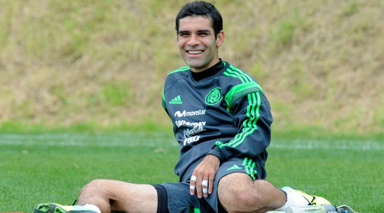 rafa marquez injury mexico vs usa