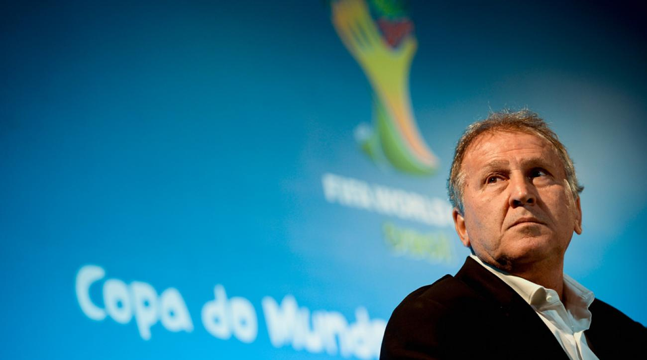 Brazil great Zico wants to run for FIFA president
