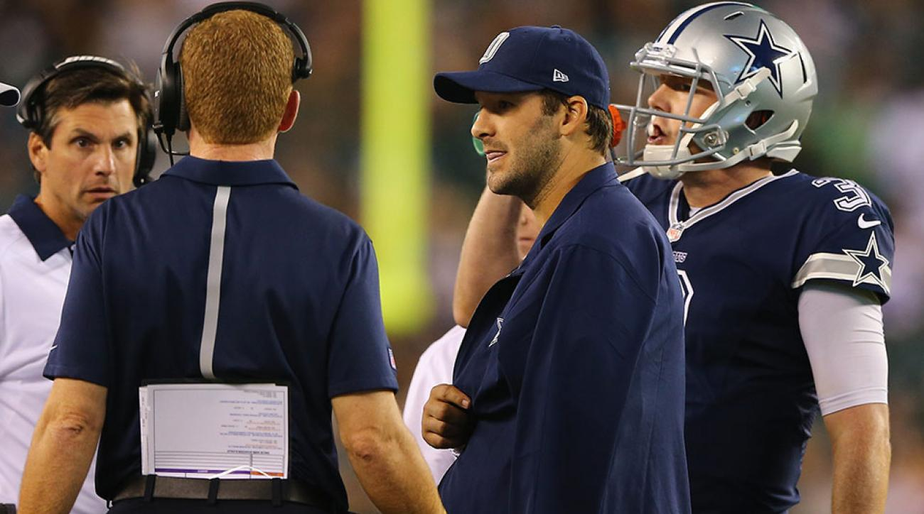 Audibles Podcast: Tony Romo injury, Johnny Manziel, NFL Week 2 news