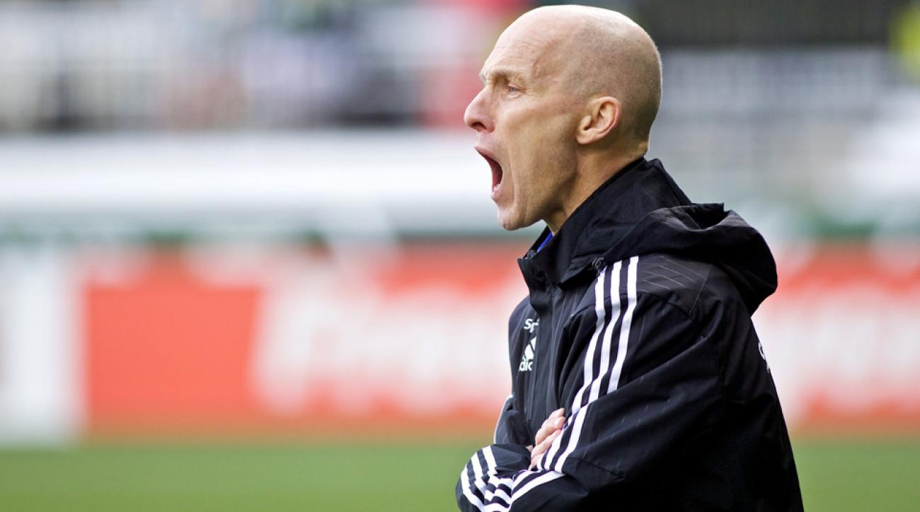 Bob Bradley and Stabaek have a place in the Norwegian Cup final