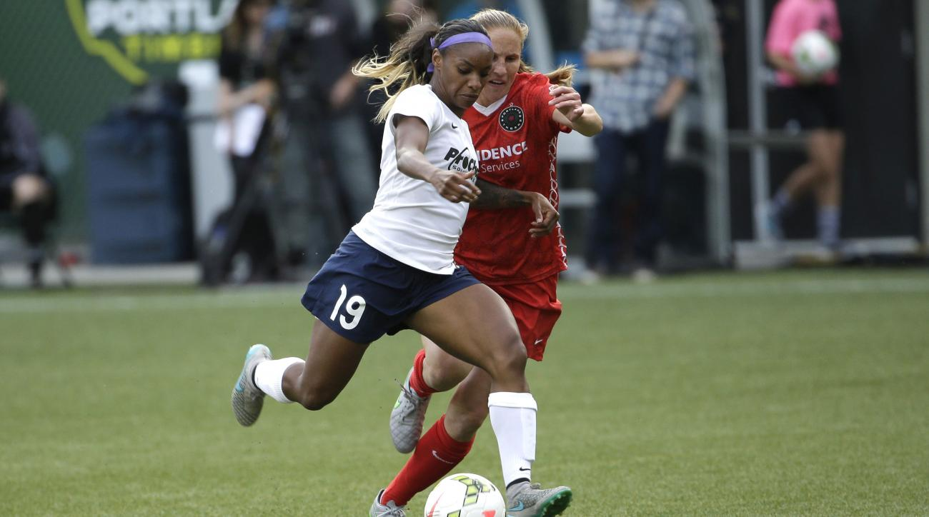 crystal dunn washington spirit mvp award