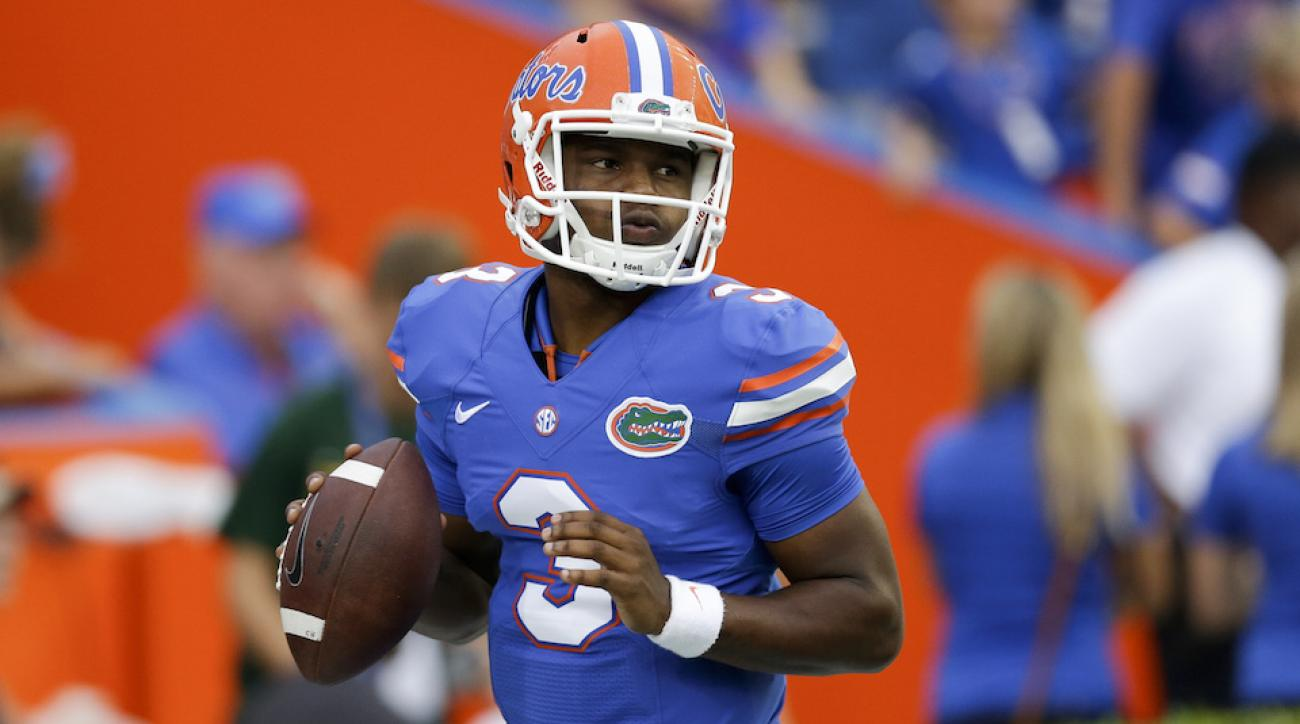 gators suspend jalen tabor treon harris tennessee
