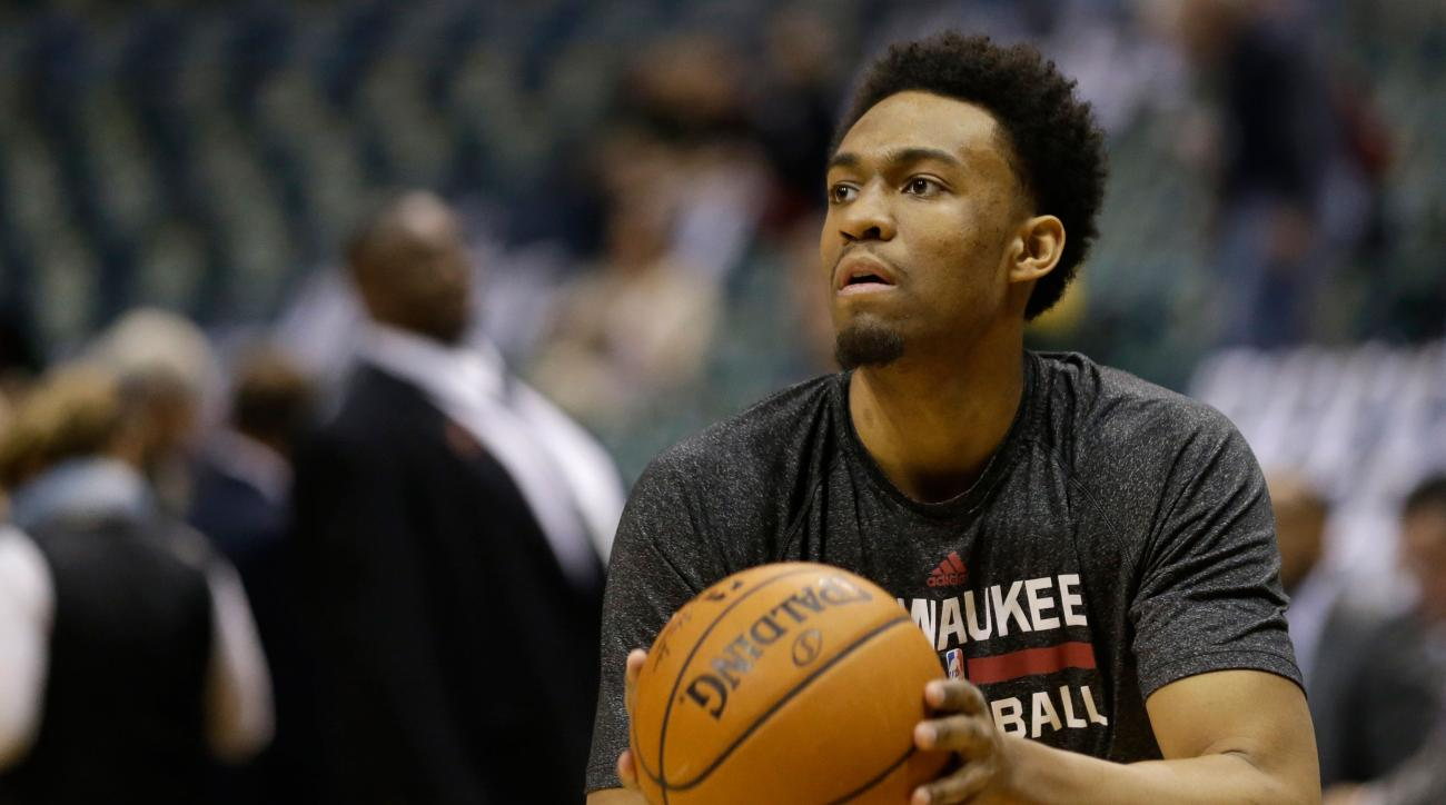 jabari parker milwaukee bucks training camp health