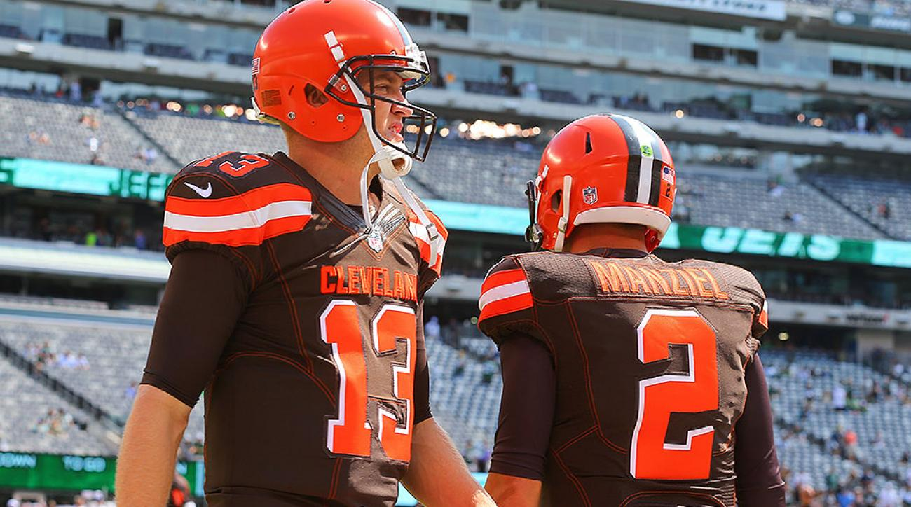 Roundtable: Should Browns start Johnny Manziel or Josh McCown?
