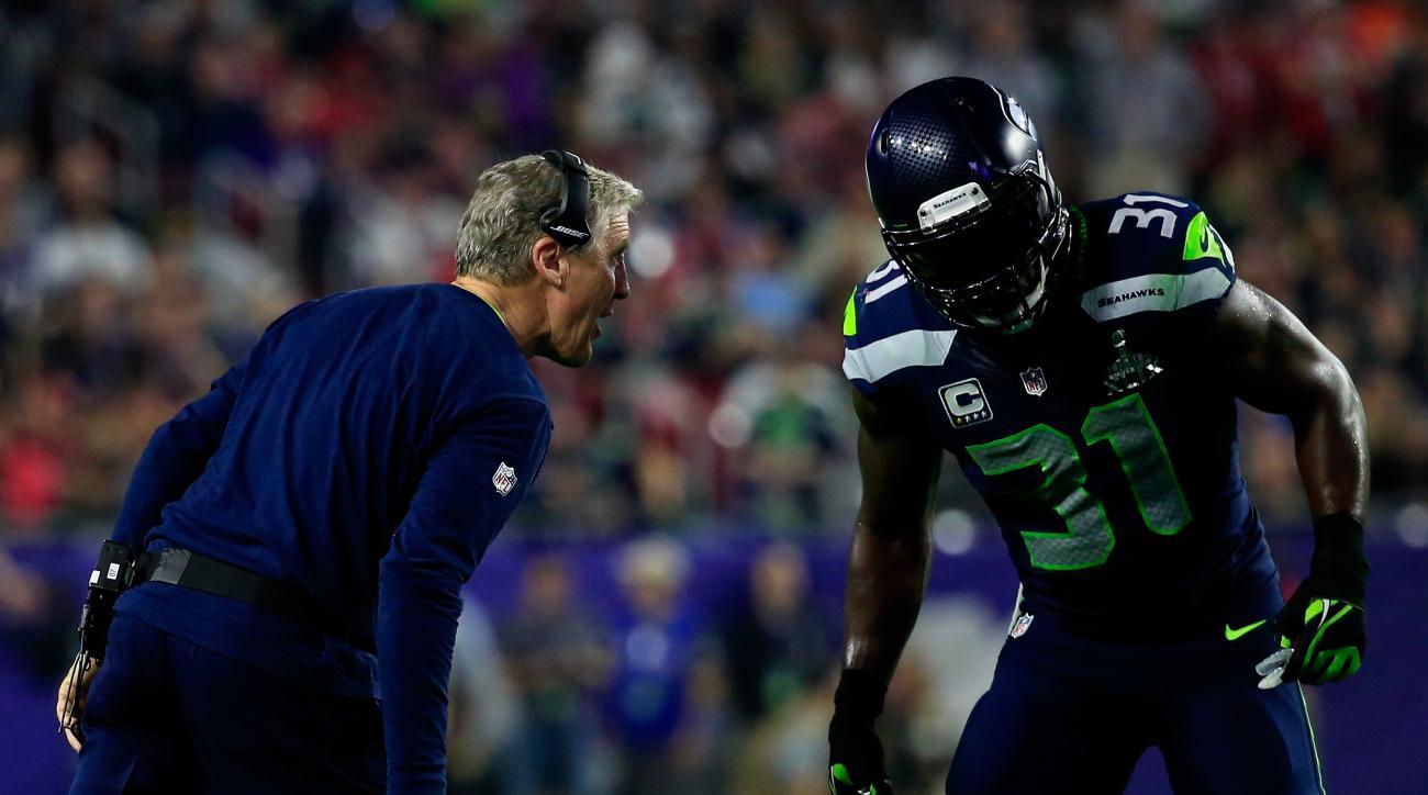 NFL rumors news buzz Kam Chancellor Seattle Seahawks return end holdout