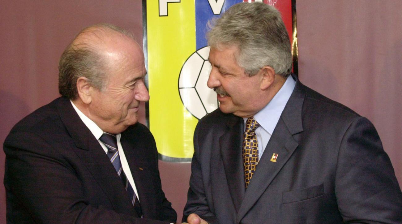 Rafael Esquivel, FIFA investigation