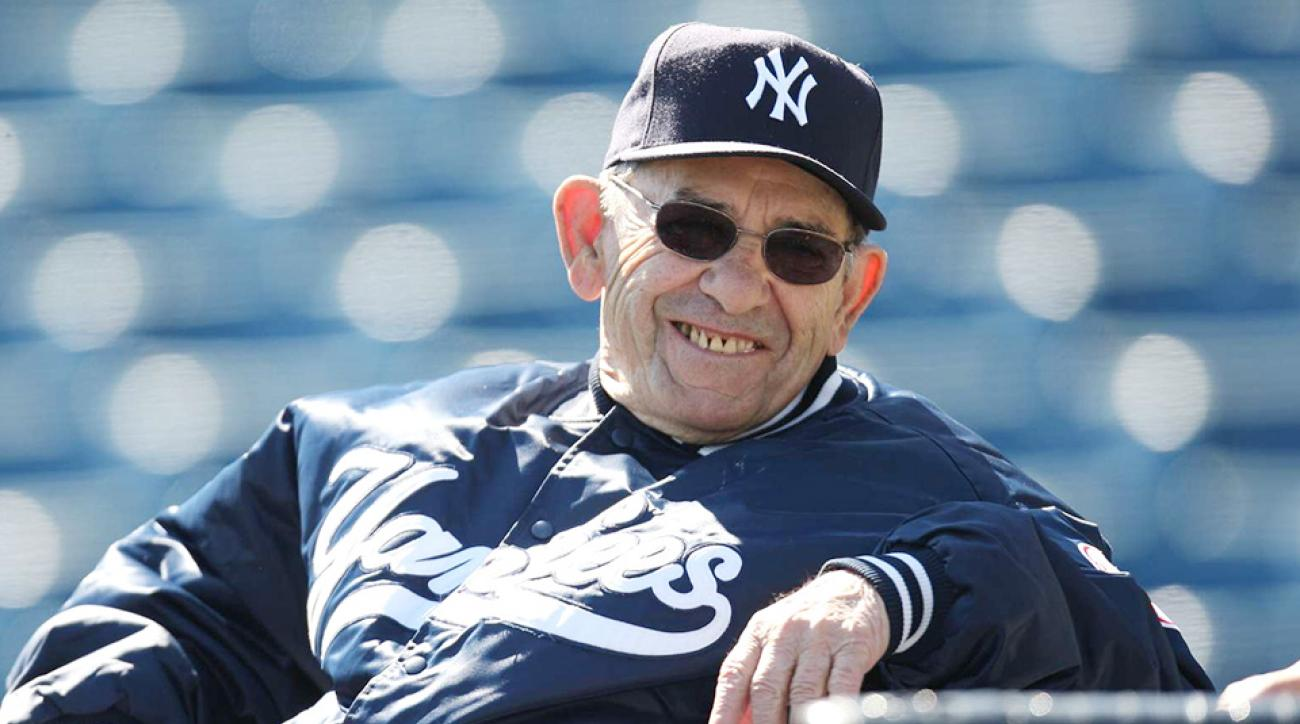 New York Yankees Hall of Famer Yogi Berra died at age of 90.