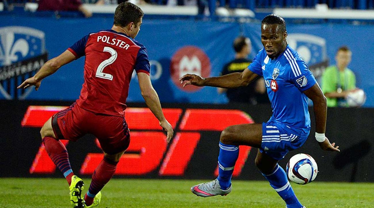 Didier Drogba Impact
