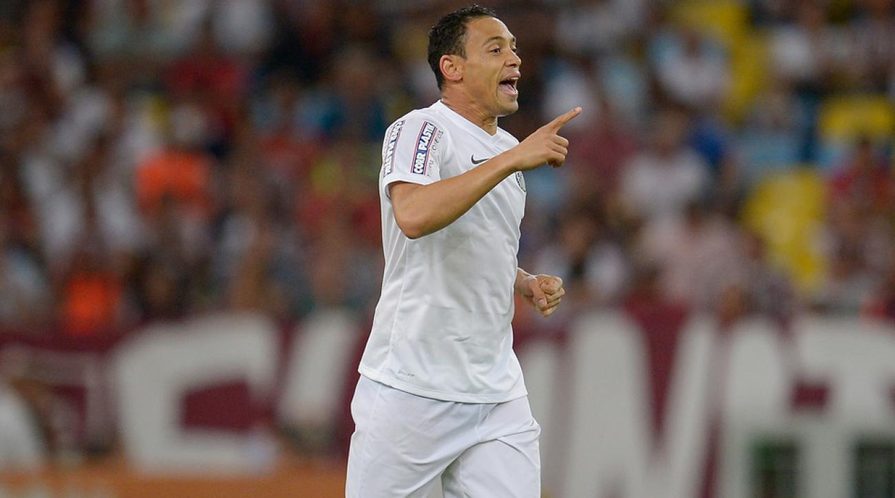 Ricardo Oliveira returns to Brazil's national team